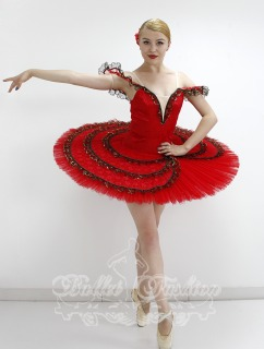 Costume/dress/tutus Kitri C0077 for Ballet school or stage costume for Costumes for women