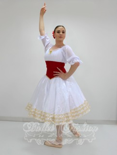 Costume/dress/tutus Stage costume R0164 for Ballet school or stage costume for Costumes for women