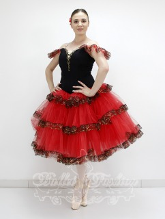 Costume/dress/tutus Kitri R0165 for Ballet school or stage costume for Costumes for women